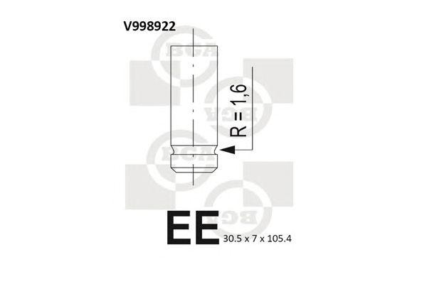 BGA V998922
