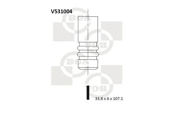 BGA V531004