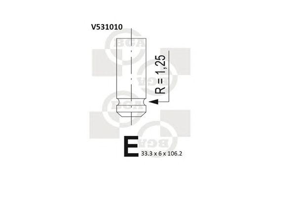 BGA V531010