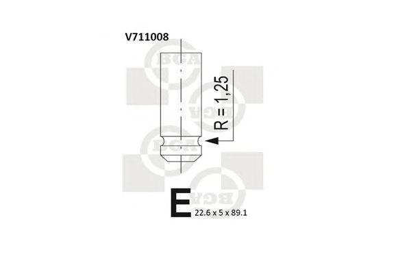BGA V711008