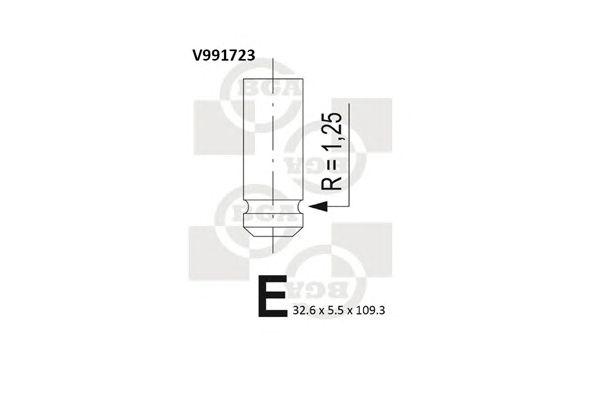 BGA V991723