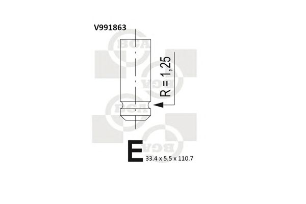 BGA V991863
