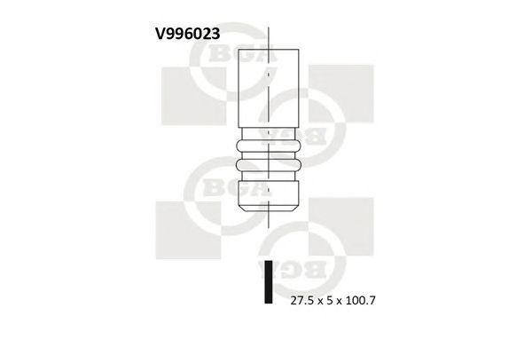 BGA V996023