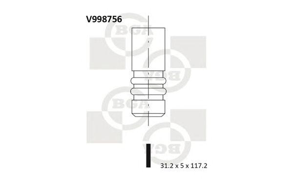 BGA V998756