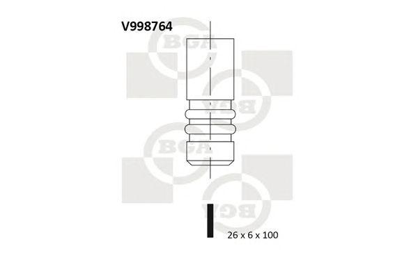 BGA V998764