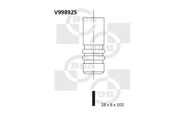 BGA V998925
