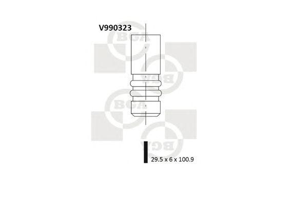 BGA V990323
